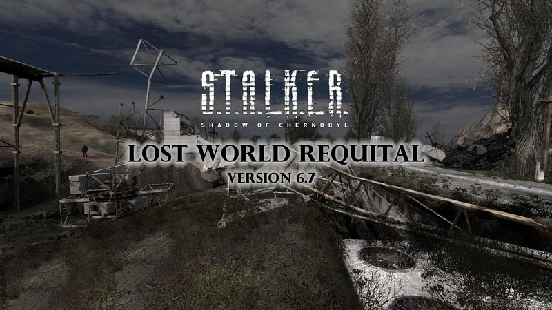 Stalker LOST WORLD REQUITAL (LWR) 7fc67311