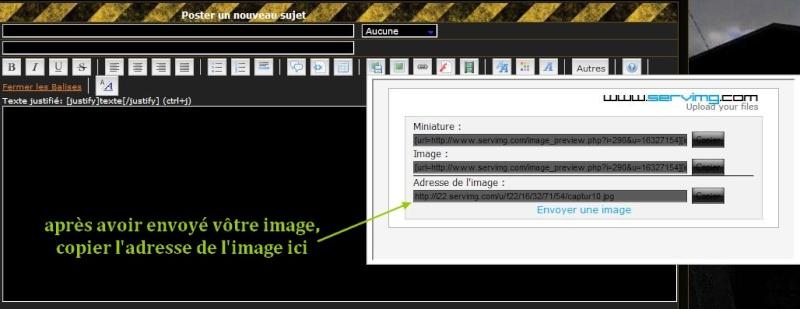 Comment mettre une ou plusieurs images dans un sujet? Captur13