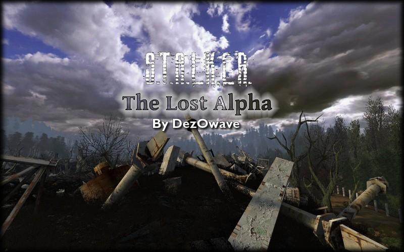 Stalker The Lost Alpha - by DezOwave ! Stalke14