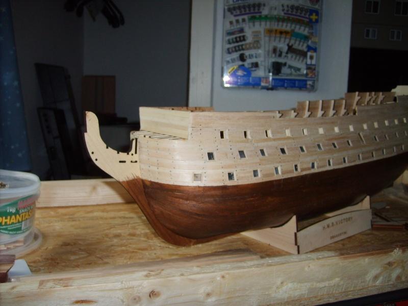 Bernds Baubericht Victory aus Holz  Sd530929