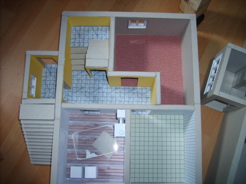 Unser Haus aus Karton Sd530935