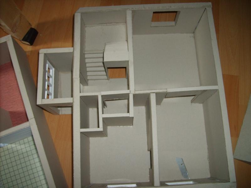 Unser Haus aus Karton Sd530936