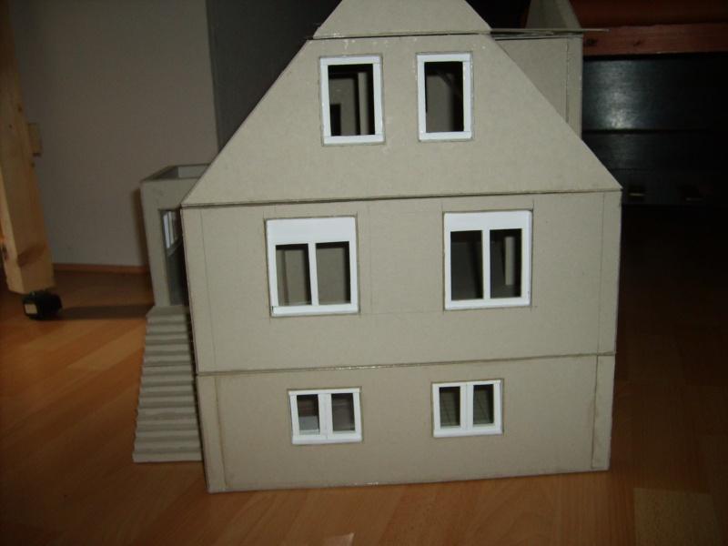 Unser Haus aus Karton Sd530940