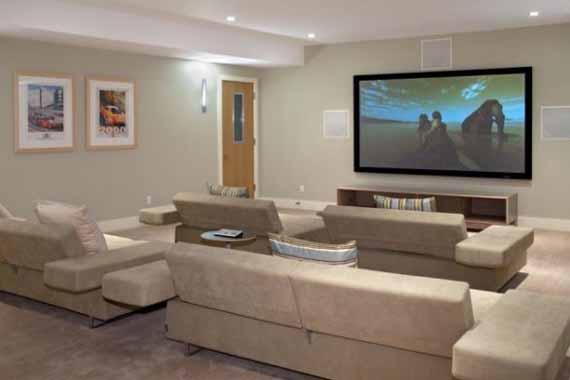 Ponderosa Living Room Modern11