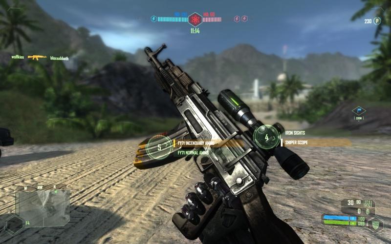 VIDEOGAMES  Crysis10