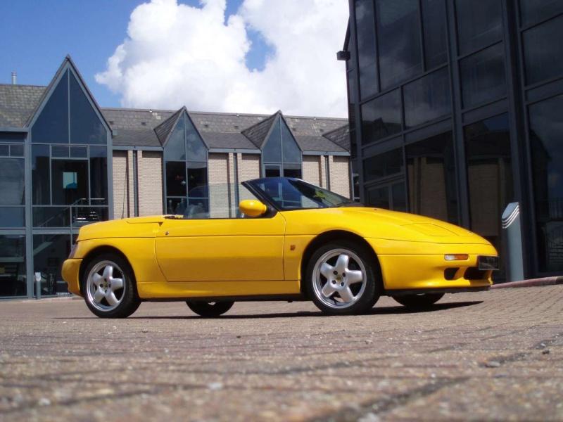 Lotus Elan SE Lotus-19