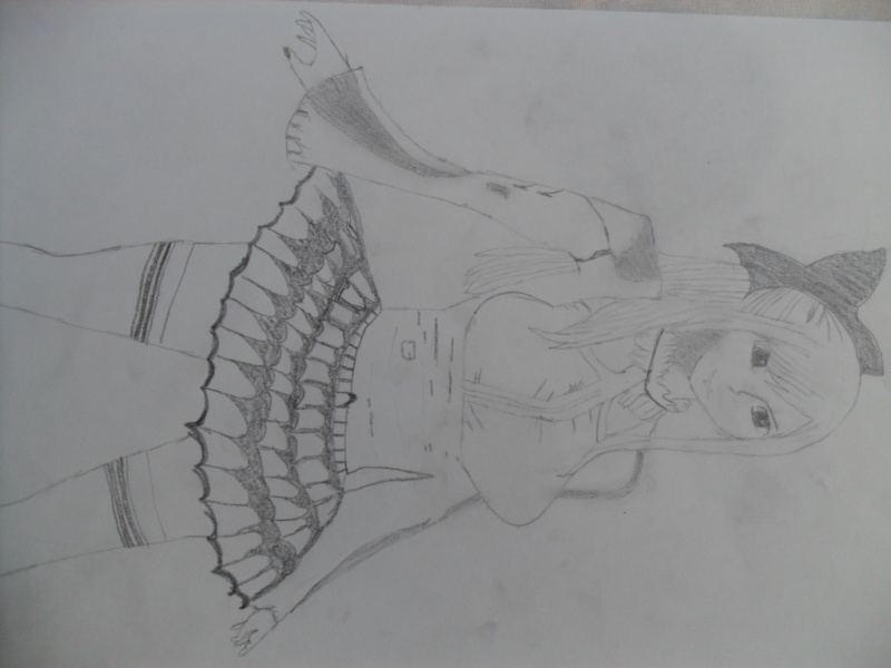Mis dibujos! Erza10