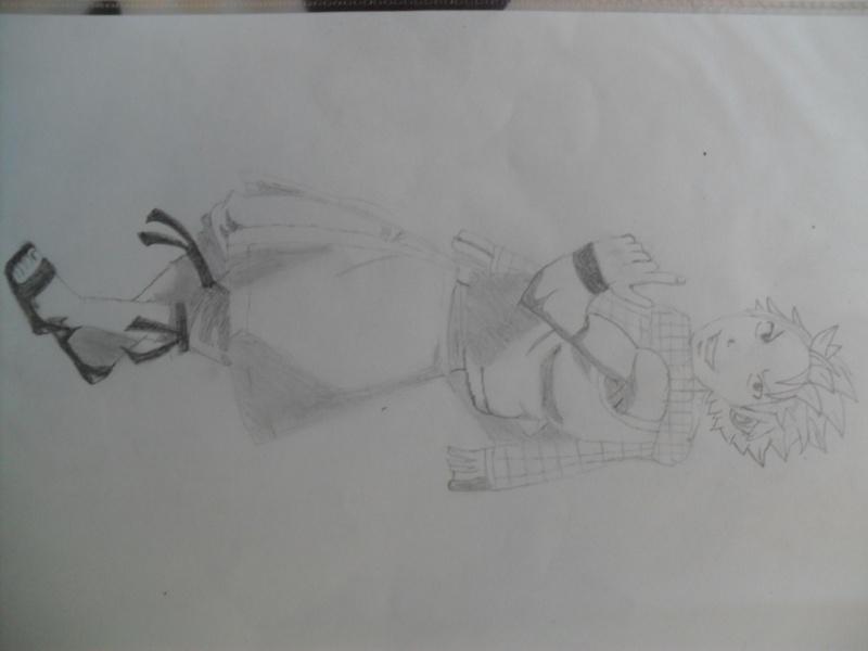 Mis dibujos! Natsu10