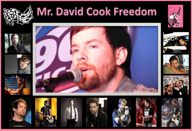 MR DAVID COOK FREEDOM