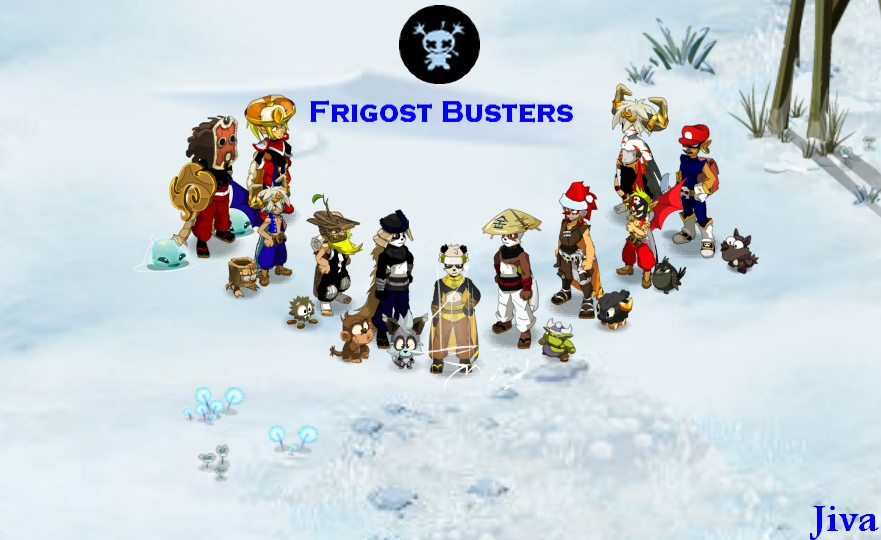 Frigost Busters