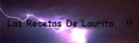 Las recetas de Laurita