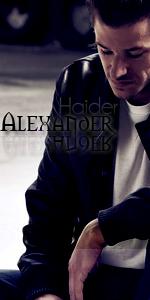 Alexander J. Haider