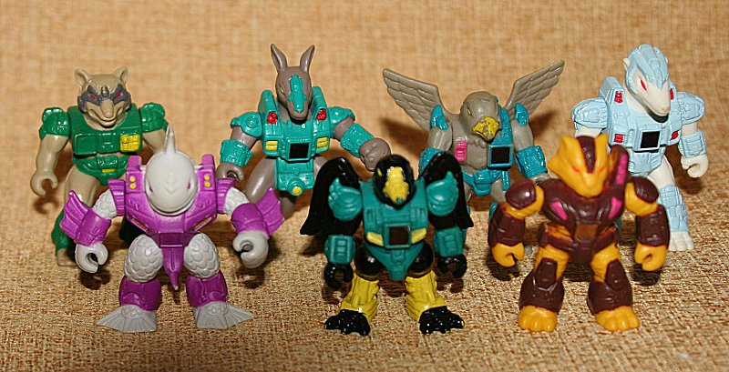 BATTLE BEASTS! Bbe11