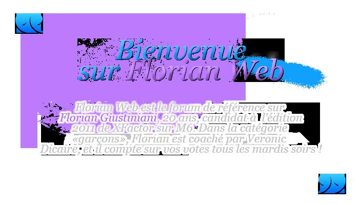 Florian Web :: Soutien à Florian Giustiniani Head10
