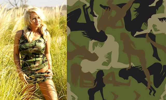 Which Camouflage Do You Prefer? Camoho10