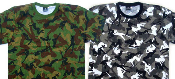 Which Camouflage Do You Prefer? Mornin10