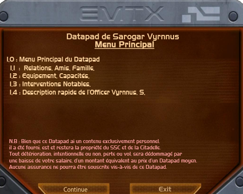 Datapad Personnel - Officier Vyrnnus, S. Datapa10
