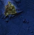 Merkwürdige Umrisse unter dem Meer Hawaii10