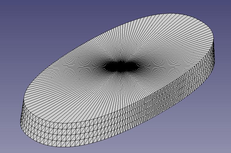 Usiner un contour 3D sur cambam Tranch10