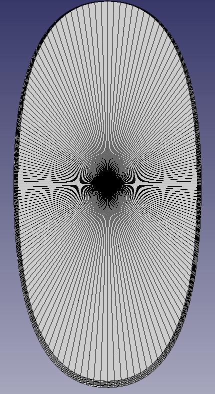 Usiner un contour 3D sur cambam Vue_de10