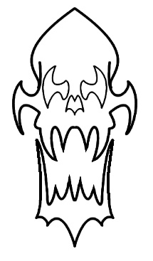 Kabal Icons: Screaming Maw Maw_bm10
