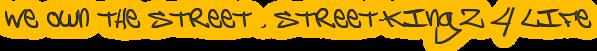 STReeT KiNgZ Coolte56