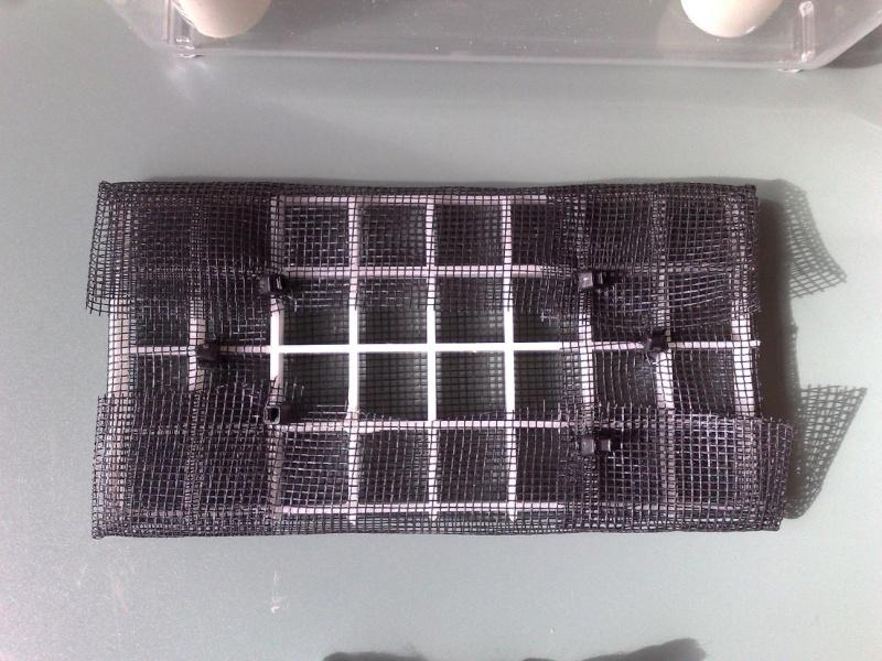 [HOW TO] Build a False bottom using nylon rope wicks Fb310