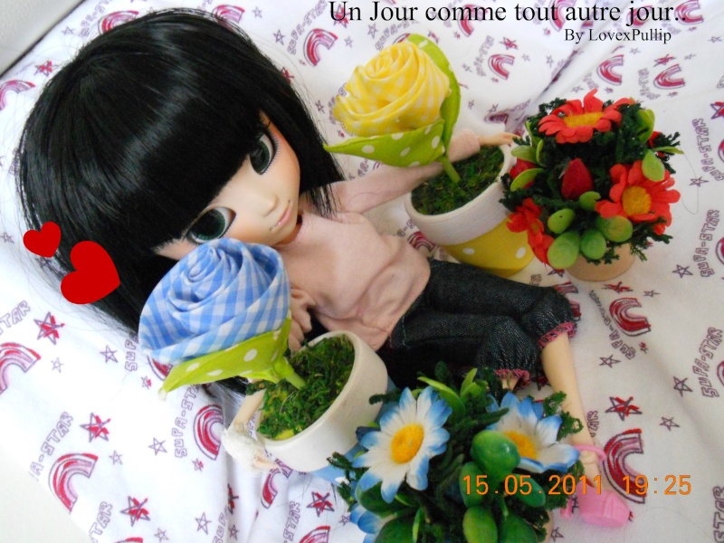 (Pullip Ddalgi):Bientot de New photo, elle a été custo !^^ Jourxj10
