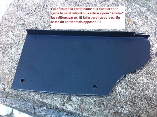 Protection arriere fait maison pour les bavettes arriere et racleur de jantes Inferno VE 2_bave11