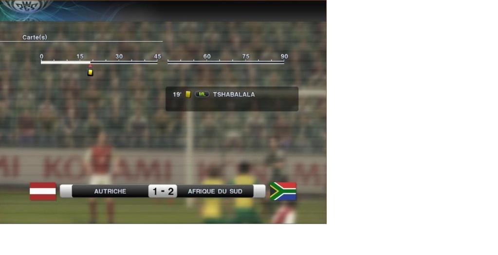 Autriche 1 - 2 Afrique du sud Atrich10