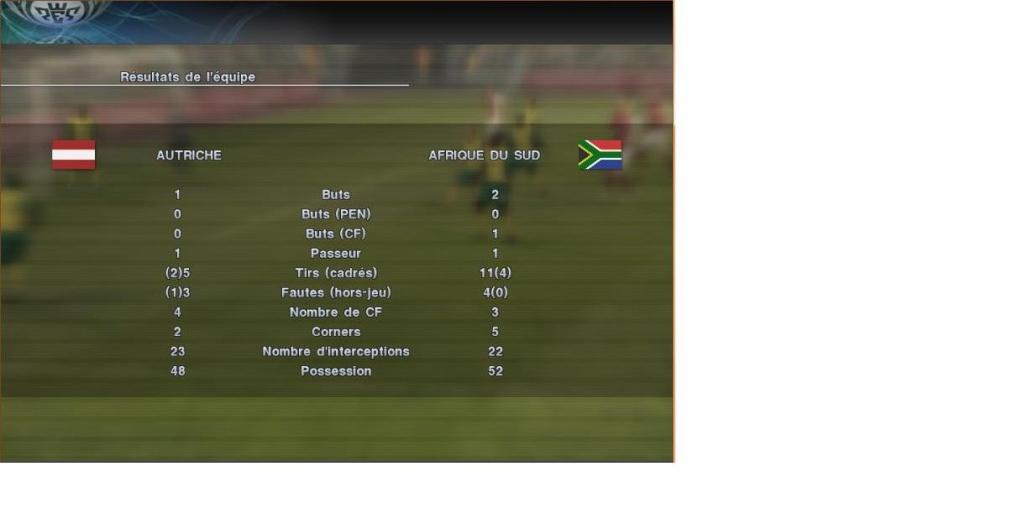 Autriche 1 - 2 Afrique du sud Autrei11
