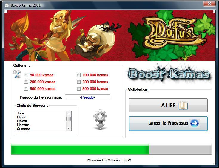 generateur de kamas dofus 2.13
