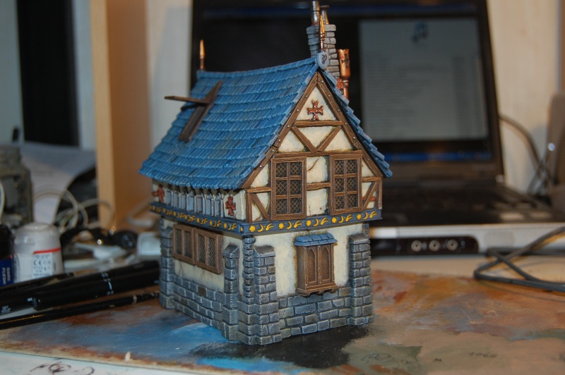 Medieval Town - Updates 0510