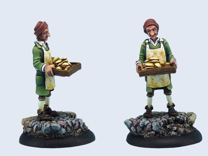 Discworld Miniatures Discwo10