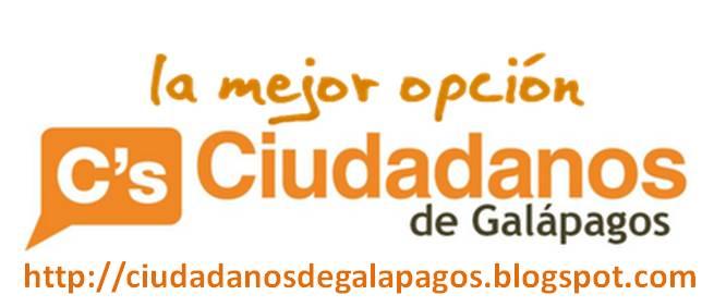 CIUDADANOS DE GALÁPAGOS