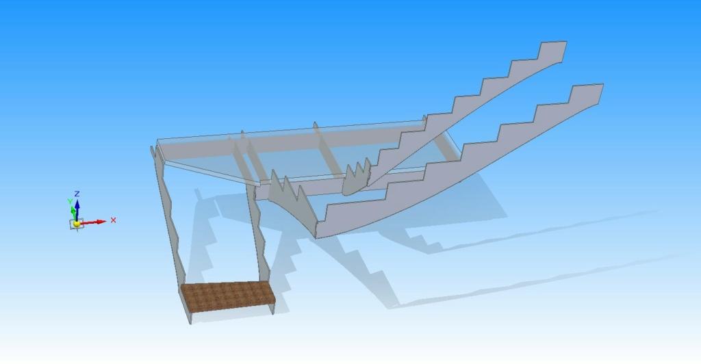 escalier : une double desserte  - Page 2 Asm310