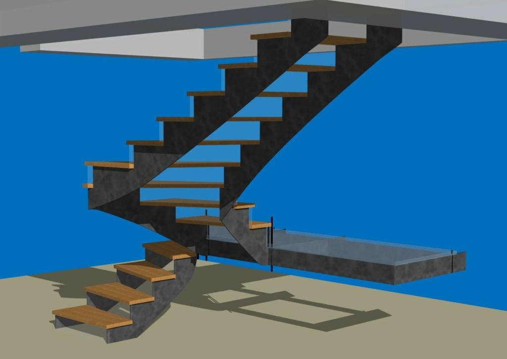 escalier : une double desserte  - Page 2 Vue210