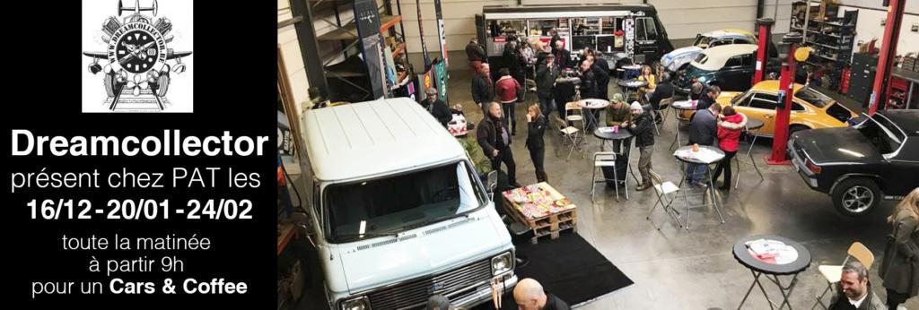 CARS & COFFEE  chez   P.A.T   nivelles (belgique), 20 01 2019                      Dreamc10