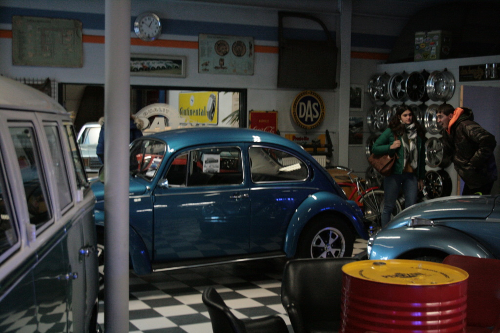 CARS & COFFEE  chez   P.A.T   nivelles (belgique), 20 01 2019                      Sortie29
