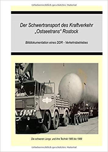 Buch über Schwertransport 41l9um10
