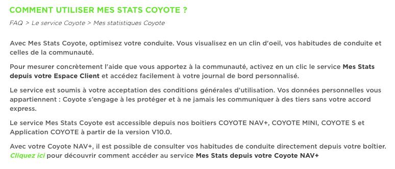 Fuyez coyote : le service coyote est incompétent. Captu108