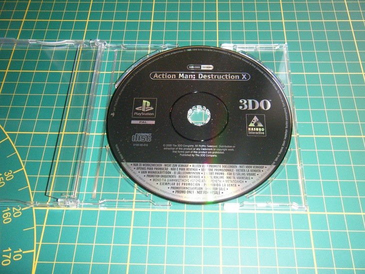 Promo only - Version promo collection Ps1_ac10