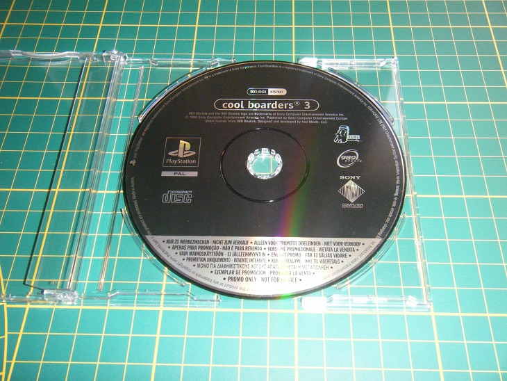 Promo only - Version promo collection Ps1_co10