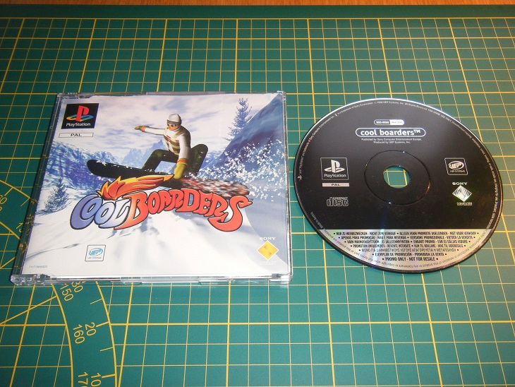 Promo only - Version promo collection Ps1_co11