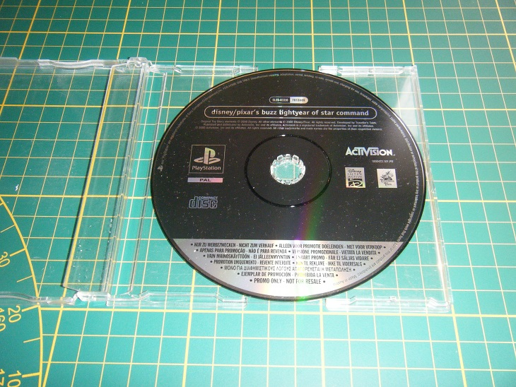 Promo only - Version promo collection Ps1_di10