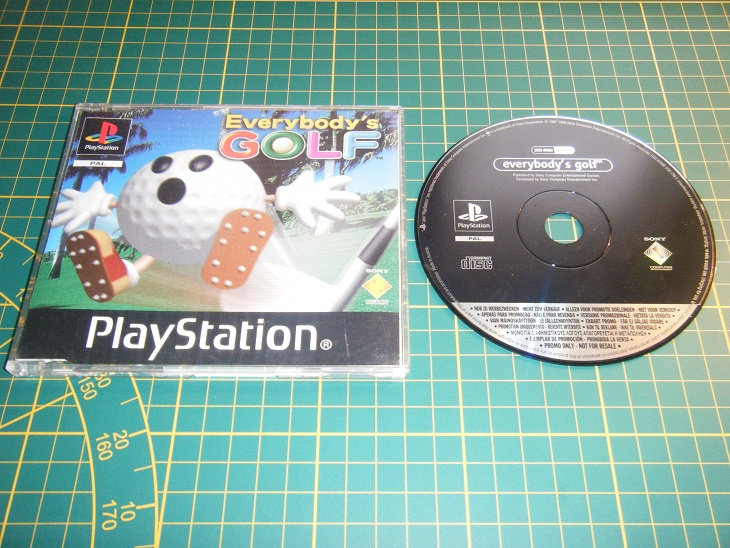 Promo only - Version promo collection Ps1_ev10
