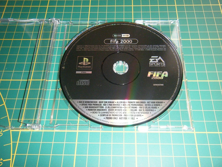 Promo only - Version promo collection Ps1_fi10