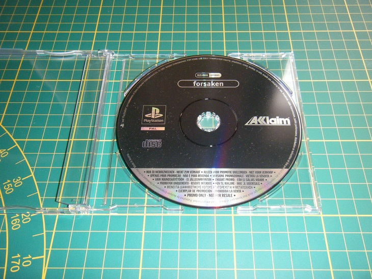 Promo only - Version promo collection Ps1_fo10