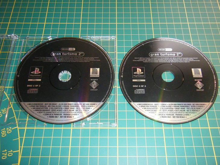 Promo only - Version promo collection Ps1_gr10