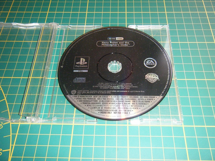 Promo only - Version promo collection Ps1_ha10